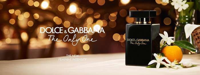 Perfume by Dolce Gabbana, the Only One